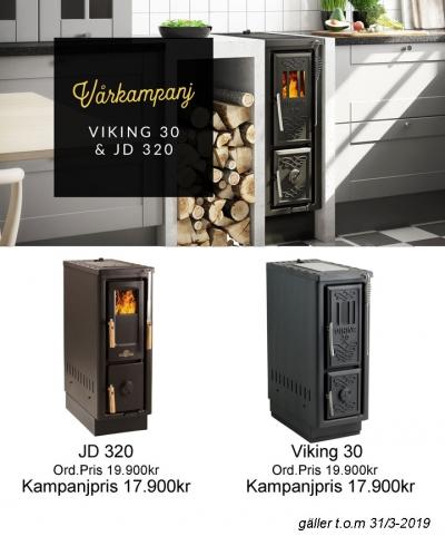 Kampanj Viking30 & JD320