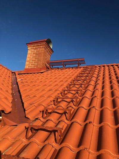 Taksäkerhet - Produkter för ett säkrare tak